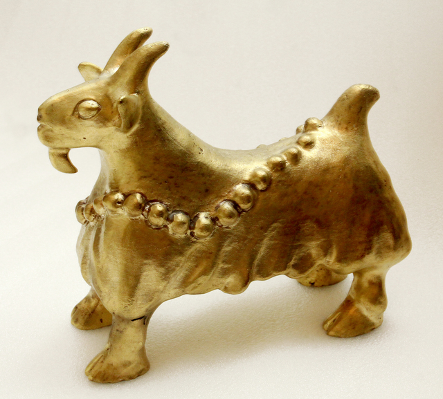 , 'Zodiac animal - The Goat,' 2016, Art Vietnam Gallery