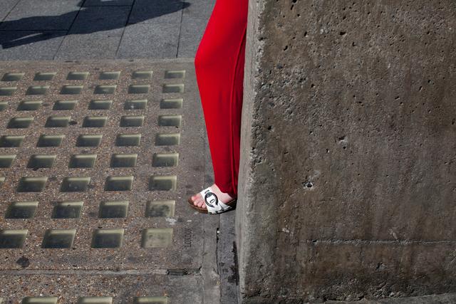 Eamonn Doyle, 'END. Red Leg', 2015, Michael Hoppen Gallery