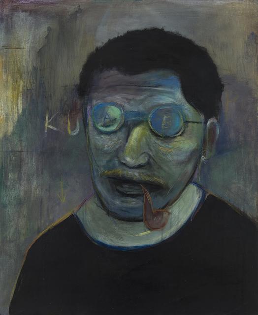 , 'Foreign Poet,' 2016, Pékin Fine Arts