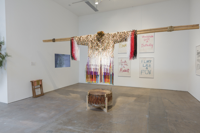 , 'LIKE A HAMMER,' 2016, Roberts Projects