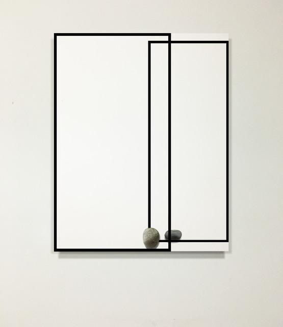 , 'Suspicion always comes after belief,' 2016, Galerie Liusa Wang