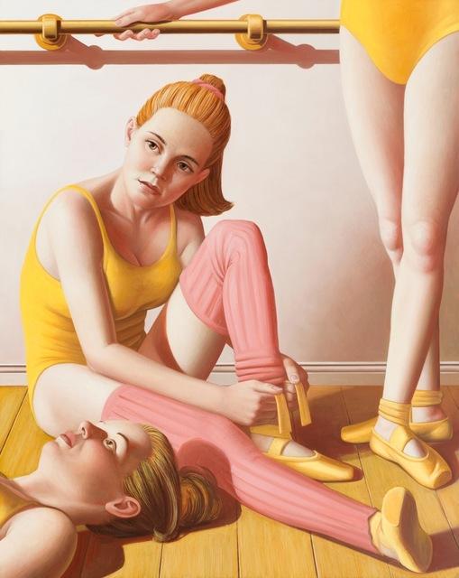 , 'Pause,' 2014, Galerie Kleindienst