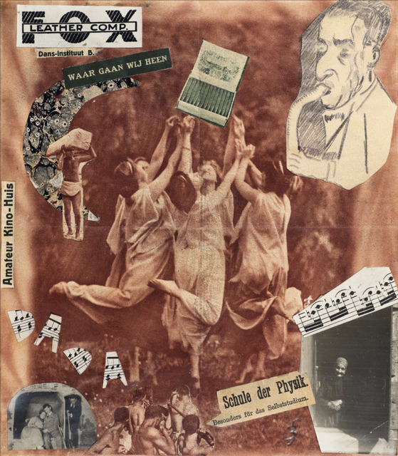 , 'Dada Dancers (Schule der Physik),' 1924-1926, Corkin Gallery