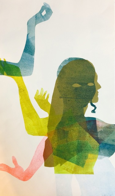 , 'Twister Sister,' 2016, Deep Space Gallery