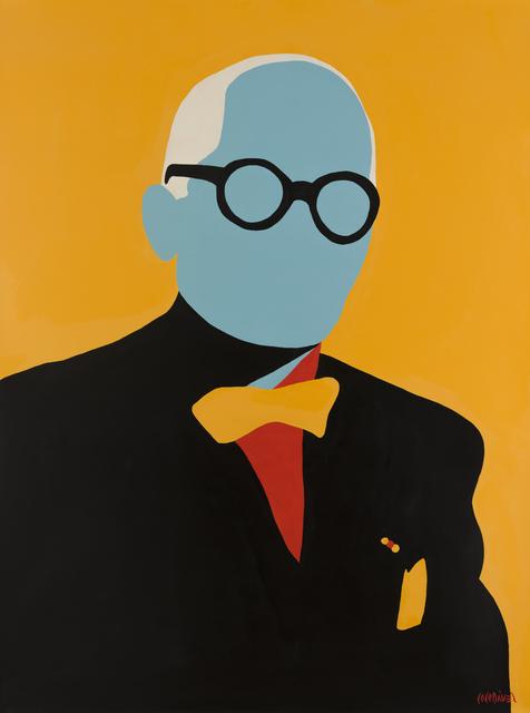 Coco Davez, 'Le Corbusier ', 2019, Maddox Gallery