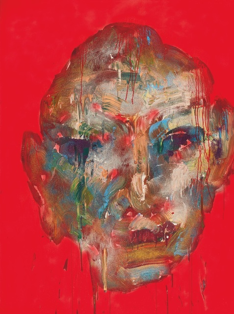 , 'Faces of the World IV 众生相系列-04 ,' 2018, Harmony Art Gallery