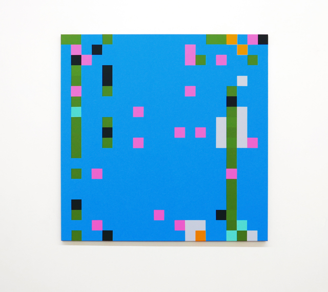 , 'Out of the Blue #8,' 2016-2018, ARC ONE Gallery