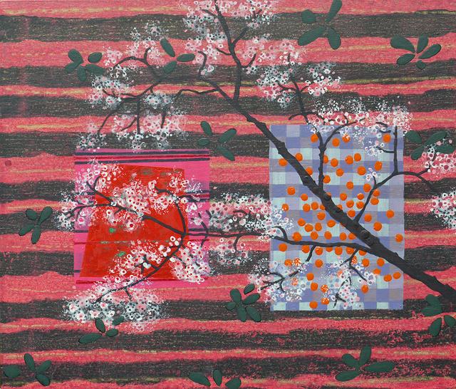 , 'Bhutan - Trashigang/Peach Blossom,' 2018, Thackeray Gallery