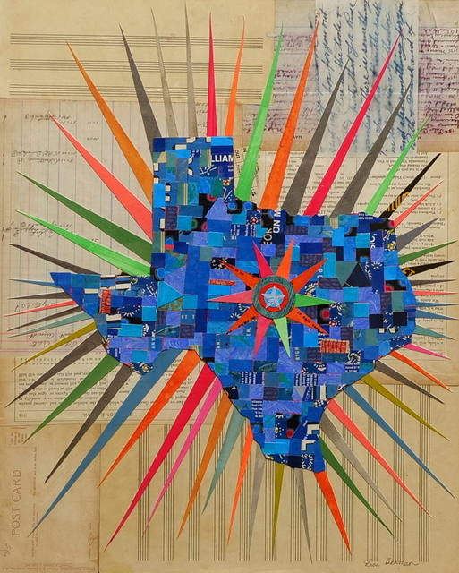 , 'Lone Star,' , Davis Gallery & Framing
