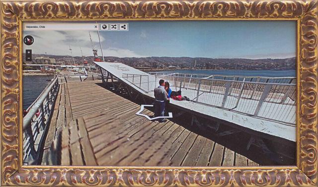 , 'Valparaíso (Chile) ,' 2016, Projekteria [Art Gallery]