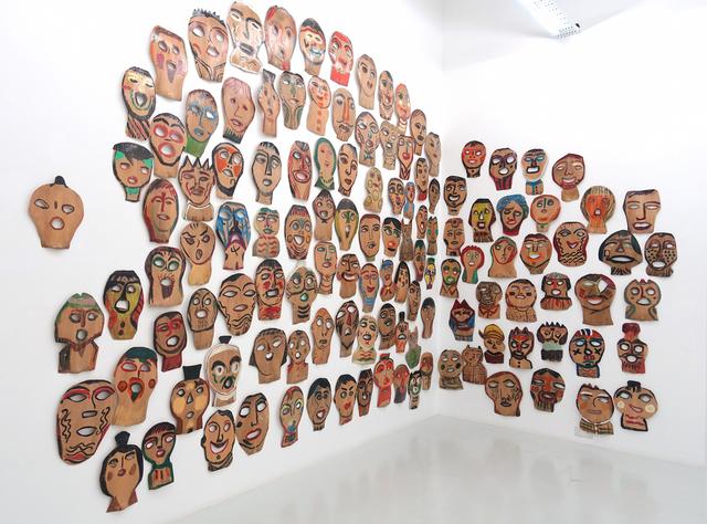 , 'Culm-Nation,' 2016, Yavuz Gallery