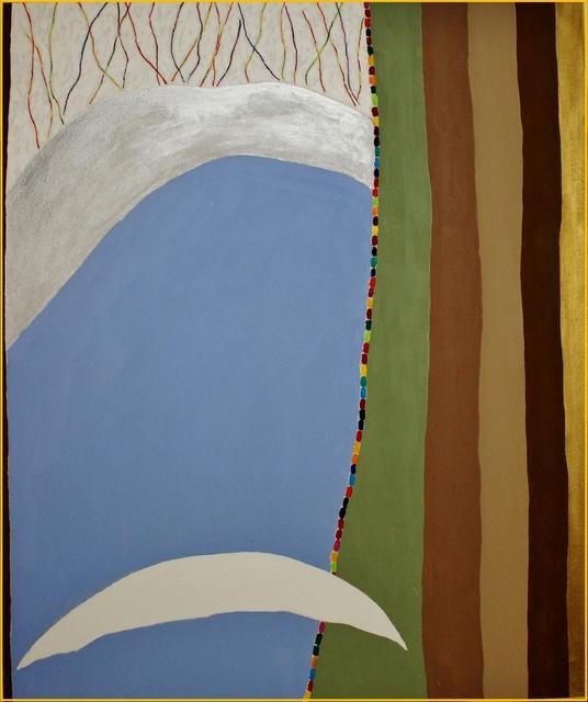 , 'Across the Channel,' 2017, Carter Burden Gallery