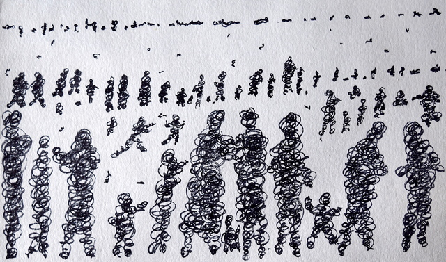 ", '""River Holiday"",' 2003, Transatlantique Gallery"