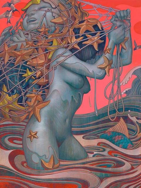 , 'Ama II,' 2017, Fabien Castanier Gallery