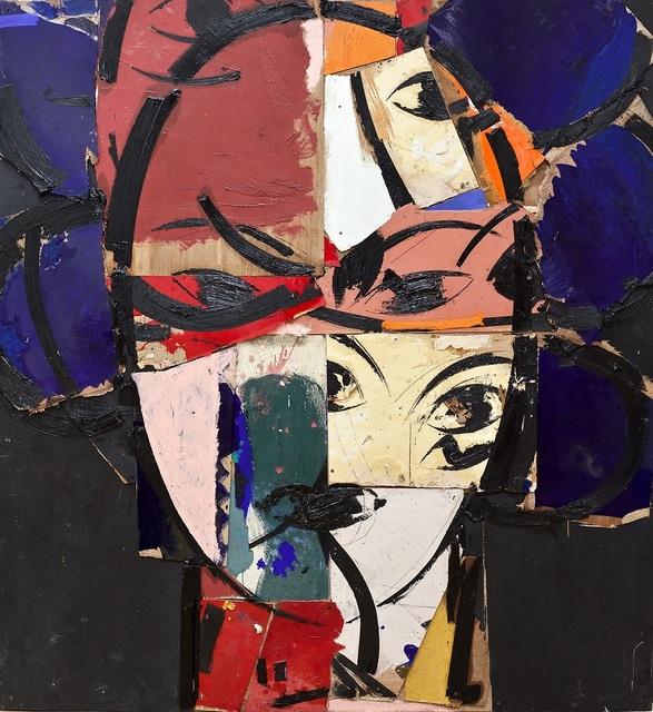 , 'Matisse como Pretexto con Mancha Verde,' 2019, Opera Gallery