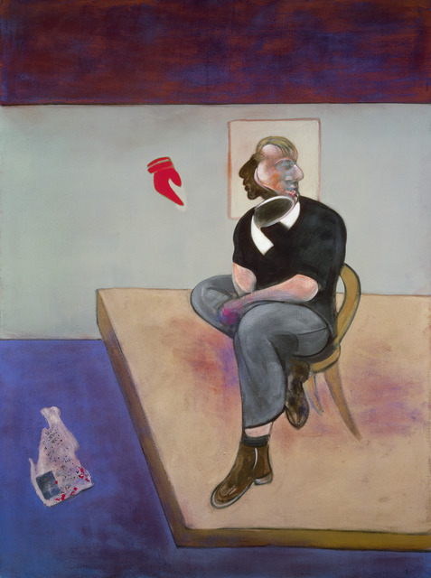 Francis Bacon, 'Study after Velazquez', 1950, Painting, Oil on canvas, Guggenheim Museum Bilbao