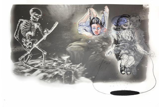 , 'Untitled,' 2017, Loft Art Gallery