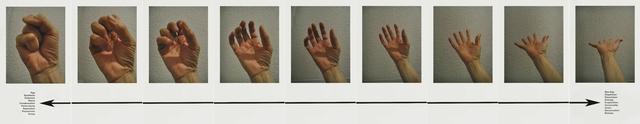 , 'Mokshamudra progression,' 2012, Polígrafa Obra Gráfica