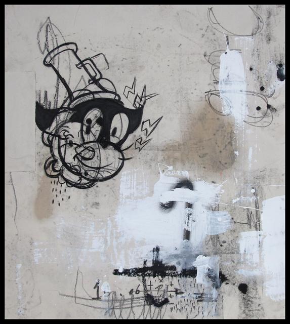 George Morton-Clark, 'Broken Black', 2019, g.gallery