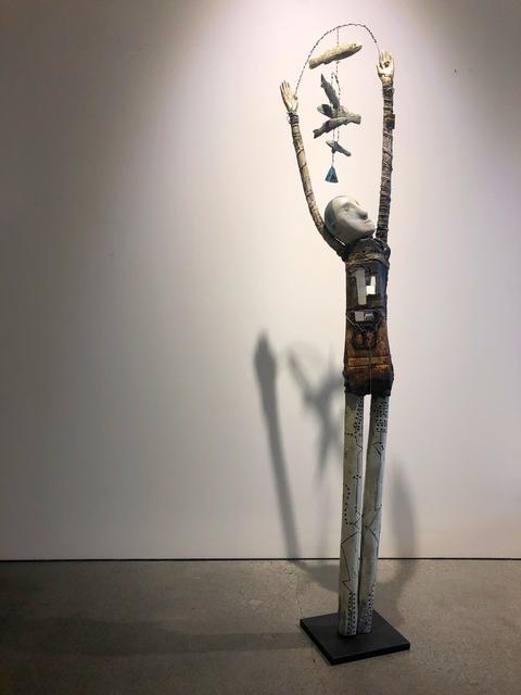 , 'Downstream,' 2018, Patricia Rovzar Gallery