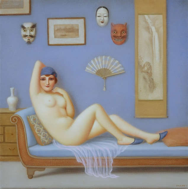 , 'L'Amour Bleu,' 2014, Nancy Hoffman Gallery