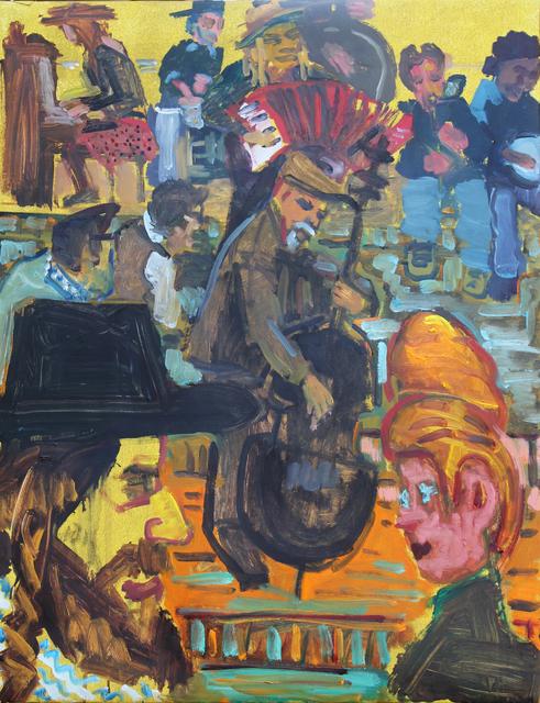 , 'Jamboree's Last Nights,' 2017, Galería Arteconsult