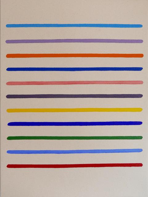David Matthew King, 'Untitled (No. 333)', 2019, The Dot Project