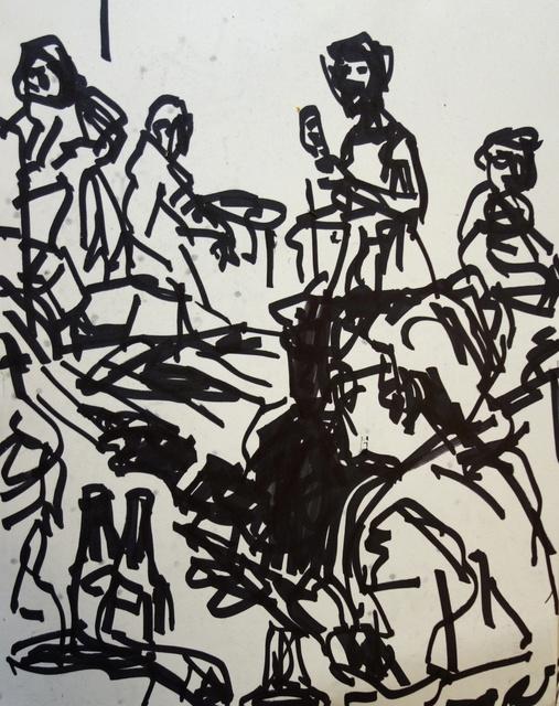 , 'Jazz Session,' 2015, Stuart & Co. Gallery