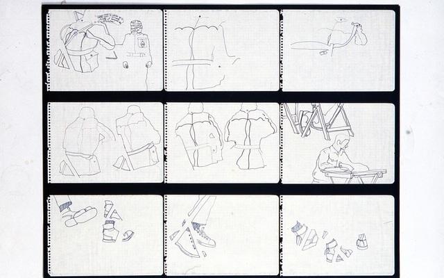 , 'Cuadernos Castillejos #2 (ángulo de dirección),' 1969, Henrique Faria Fine Art