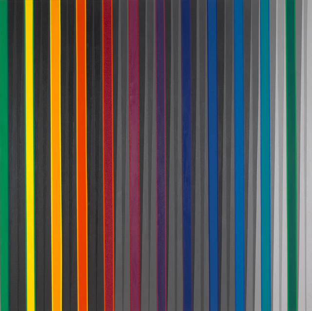 , '(A-) Chromatic Study D/M,' 2012, David Richard Gallery