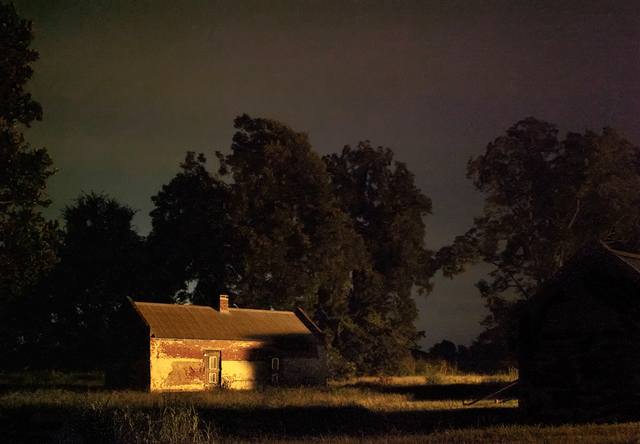 , 'Decision to Leave. Magnolia Plantation on the Cane River, Louisiana,' 2013, PDNB Gallery