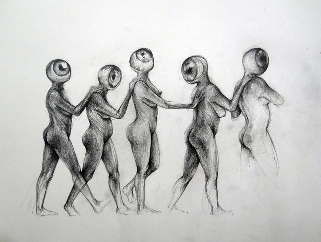 ", '""She Summons an Army"", Untitled 10,' 2018, Sapar Contemporary"