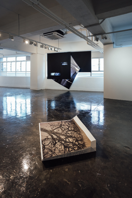 , 'Untitled (Rock),' 2017, Galerie Huit
