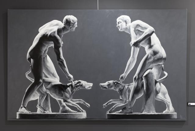, 'Regards,' 2016, Galerie Bayart