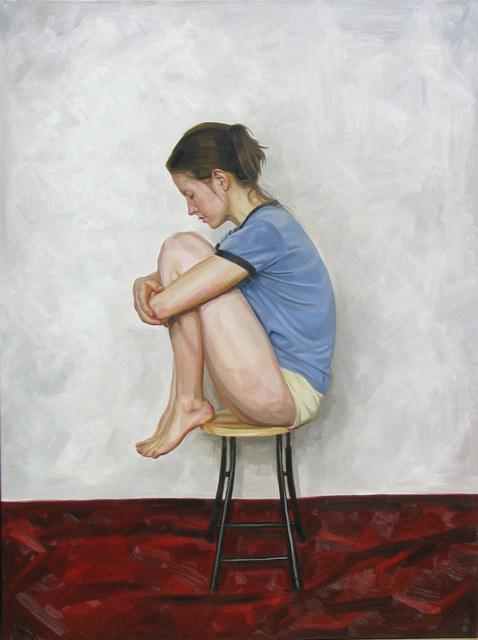 , 'February, 2005 (Self-Portrait),' 2005, Abbozzo Gallery