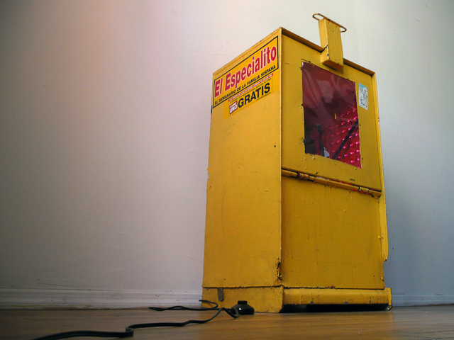 , 'Especialito 2009 'An expression of Latino culture in New York City nightlife',' 2009, Galleria Ca' d'Oro