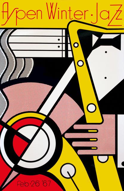 , 'Aspen Winter Jazz 1967,' 1967, Omnibus Gallery