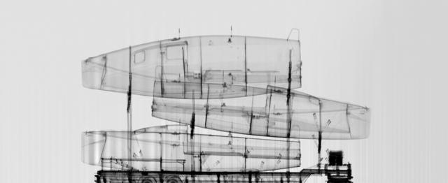 , 'Lastwagen,' 2012, Harlan Levey Projects