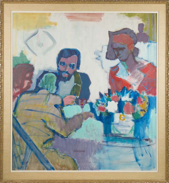 , 'Luncheon Group,' 1966, Childs Gallery