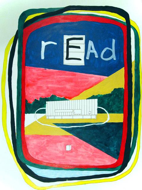 Alex Revier, 'Read ', 2019, Ro2 Art