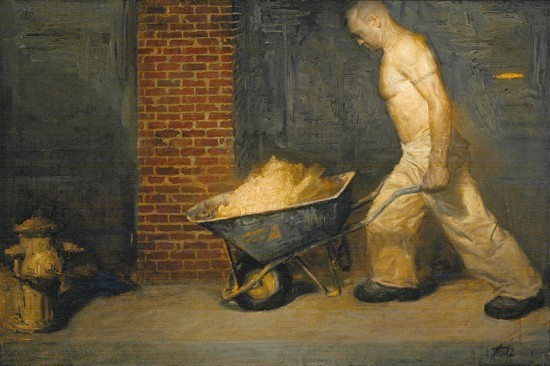 , 'Wheelbarrow,' 2001, ARCADIA CONTEMPORARY
