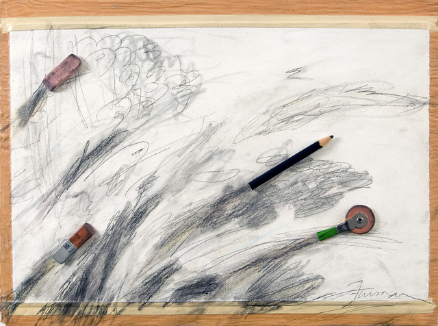 , 'The Act of Drawing II,' , Clark Gallery