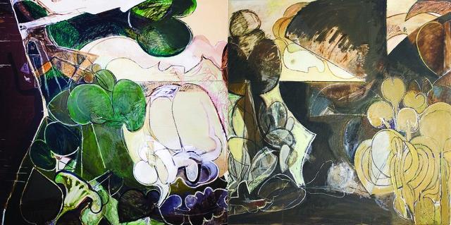 , 'Grotta,' 1993, Wook + Lattuada Gallery