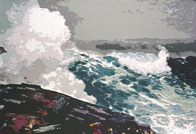 , 'Northeaster, after Winslow Homer,' 2010, galerie nichido / nca | nichido contemporary art