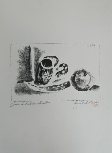 Pablo Picasso, 'La Tasse et la Pomme ', 1947, Long-Sharp Gallery