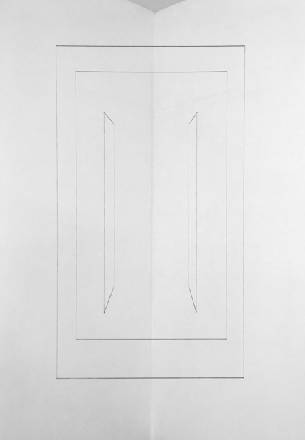 , 'Line Sculpture (cuboid) #11,' 2017, MARSO