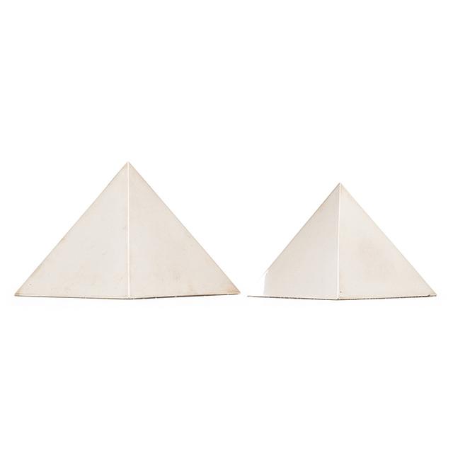 Bulgari, 'Two Pyramids, France', 20th C., Rago