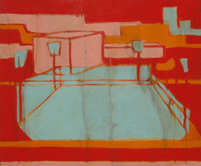 , 'Park in Industrial Area,' 2017, Agora Gallery