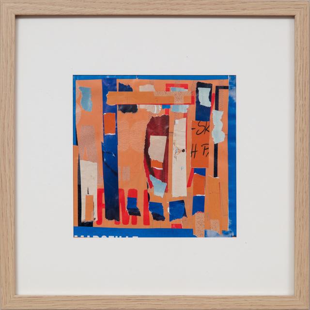 , 'Collage 93,' ca. 2012–14, Rosenberg & Co.