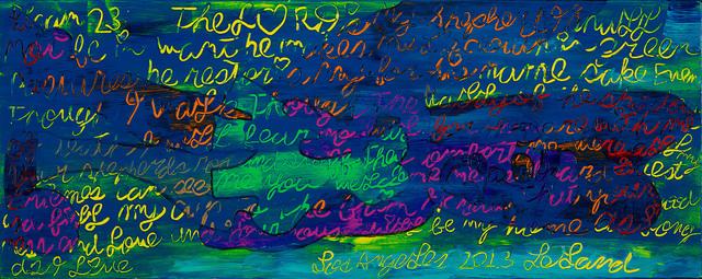 Leland Lee, 'Psalms 23', 2013, Artrue Gallery